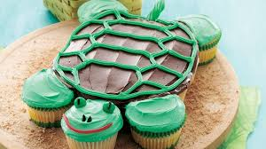cupcake cakes pull apart turtle cupcakes recipe tablespoon