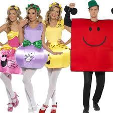 mr men group costume fancy dress party ideas costume ireland
