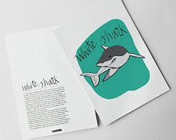 Prints For Kids Rooms by Kids Shark Etsy