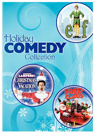 amazon com holiday comedy collection elf national lampoon u0027s