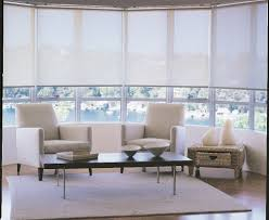 stunning roller shades for bay windows contact www shadeworks ca