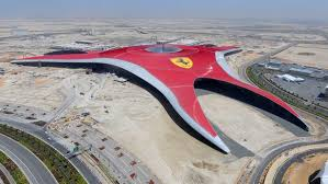 in abu dhabi roller coaster theme park to boast the s fastest roller coaster
