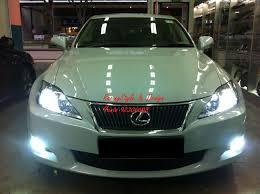 lexus is 250 headlight bulb lexus is250 with 8000k hid on fog light and headlight