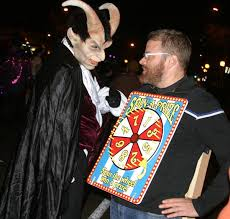 Moses Halloween Costume 2012 Weho Halloween Costume Carnaval Kabc7 Photos Slideshows