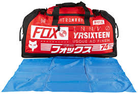 fox motocross gear bags fox racing podium union gear bag cycle gear