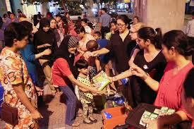 Urban Soup Kitchen - urban poor make up majority at soup kitchens ngos say malaysia