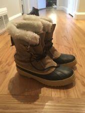 s sorel winter boots size 9 sorel boots us size 9 for ebay