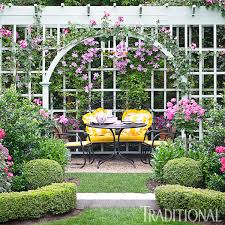 Flowers Gardens And Landscapes by Before And After Enchanting English Garden Traditional Home