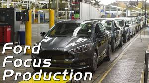 ford mustang assembly plant tour ford focus factory tour production