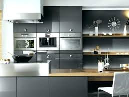 peinture element cuisine meuble de cuisine gris anthracite peinture meuble cuisine stratifie