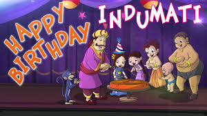 Happy Birthday On Halloween by Chhota Bheem Indumati U0027s Birthday Special Video