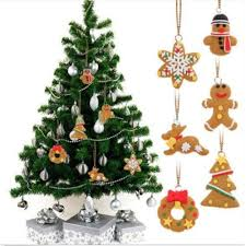 popular christmas ornaments clay buy cheap christmas ornaments