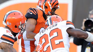 Cleveland Browns Flag Browns Think Jabrill Peppers U0027 Hit Was Clean Youtube