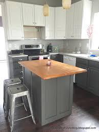 Paint Grade Kitchen Cabinets Urbane Bronze Alabaster Kitchen Redo Evolution Of Style