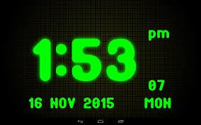 clock remarkable digital clock design digital clock for desktop