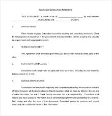 beautiful consultant contract template photos best