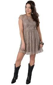 jody women u0027s mocha taupe lace short sleeve dress women u0027s skirts