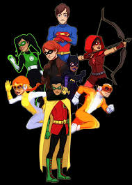 young justice new young justice by gabzillaz on deviantart