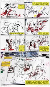 sketch comics u2013 hijinks ensue