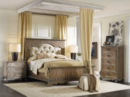 Coventry Bedroom Furniture Collection Hooker Furniture Chatelet Upholstered Mantle Panel Bedroom Set