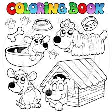 wonderful puppy coloring books 14 modern decoration coloring pages