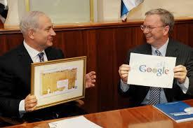 google vows full service to israeli mossad