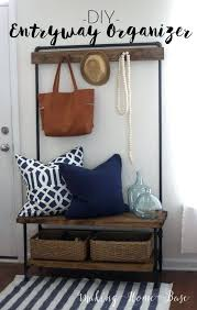 Entryway Wall Coat Rack Entryway Bench With Shoe Storage Compartments Entryway Bench With