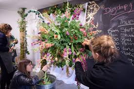 florist friday wedding floristry career course at the jay archer