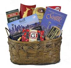 seattle gift baskets celebration gift baskets send the best of the northwest 2a