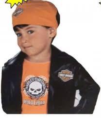 Halloween Costumes Biker Davidson Biker Playset Halloween Costume Kids