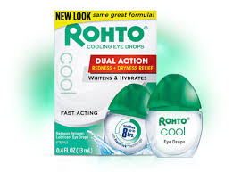 Clear Eyes Cooling Comfort Rohto Cool Rohto Cooling Eye Drops