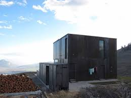 an off the grid house in washington state