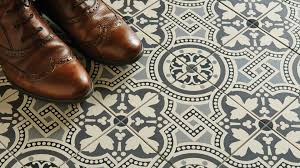 Ideas For Bathroom Flooring Marvelous Victorian Style Bathroom Floor Tiles With Home