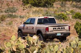 Rebel Mud Truck - can a ram rebel keep up with a power wagon in the arizona desert