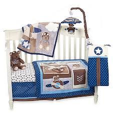 Plane Crib Bedding Cocalo Baby Lil Aviator Crib Bedding Collection Bed Bath Beyond