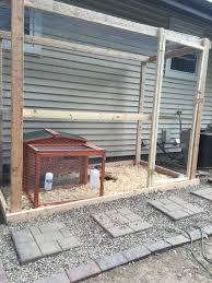 building the outdoor quail coop u2013 suburban sustainability