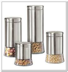 kitchen canisters stainless steel stainless steel kitchen storage containers luxury stainless steel