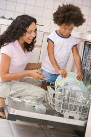 How To Clean The Kitchen by Getting Kids To Wash The Dishes Clean Living American Cleaning