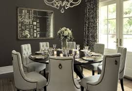 Tufted Dining Chair Baker Tufted Dining Chairs Perseosblog Dining Room Site