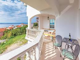 apartment studio with sea view in crikvenica croatia booking com