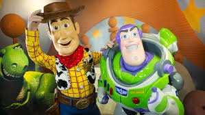 meet buzz woody pixar place walt disney resort