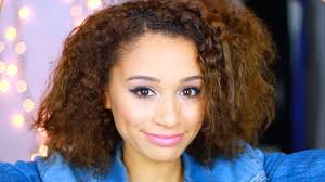 short curly hair biracial 10 tips to recover from damaged curly hair youtube