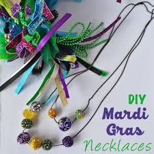 mardi gras beaded necklaces mardi gras bead history