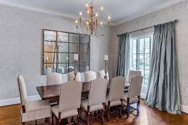 Skirted Dining Chair Pleated Skirted Dining Chairs French Dining Room