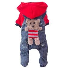 teddy clothes clothes and autumn teddy four foot clothes xiong