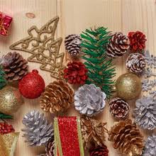 Christmas Tree With Gold Decorations Popular Pine Tree Nuts Buy Cheap Pine Tree Nuts Lots From China