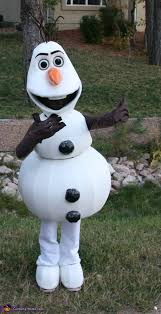 Olaf Costume Diy Frozen Olaf Costume Photo 2 7