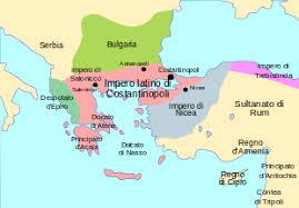 caduta impero ottomano impero bizantino