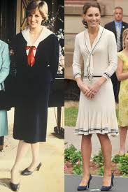 34 times the duchess of cambridge dressed like princess diana