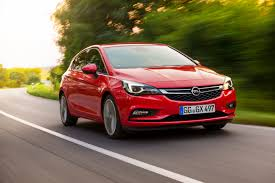 green opal car opel astra 500 000 orders for the u201c2016 car of the year u201d